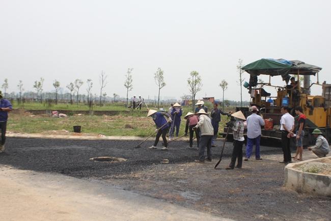 Năm 2015, Sudico rót khoảng 220 tỷ đồng cho Dự án Nam An Khánh