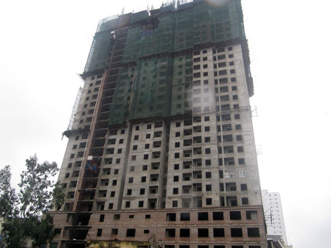 Hà Nội: Hàng trăm dự án chậm tiến độ
