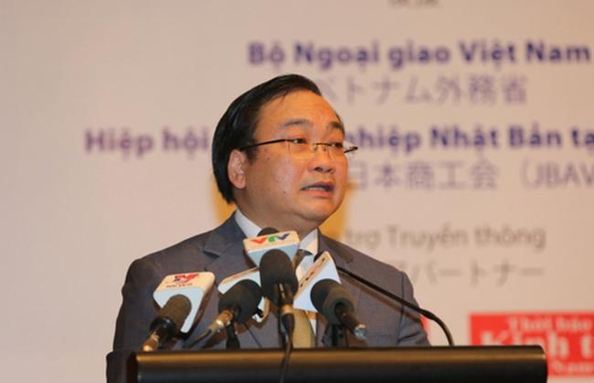 Việt Nam mời DN Nhật Bản đầu tư vào 6 ngành công nghiệp mũi nhọn