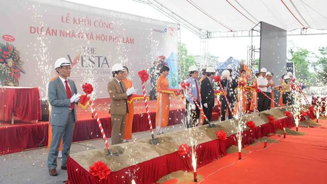 Hải Phát khởi công xây dựng Dự án nhà xã hội 2.300 tỷ đồng