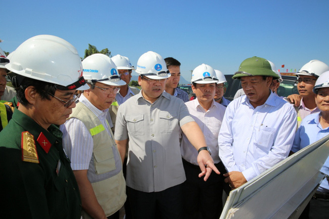 Gỡ khó cho dự án cao tốc Đà Nẵng- Quảng Ngãi