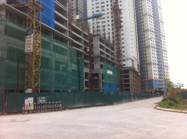 Soi tiến độ loạt chung cư mới có giá từ 1 tỷ khu vực Linh Đàm