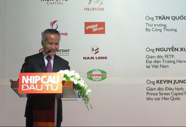 Thứ trưởng Trần Quốc Khánh: TPP đến giờ phút này mới chỉ là 50% chặng đường