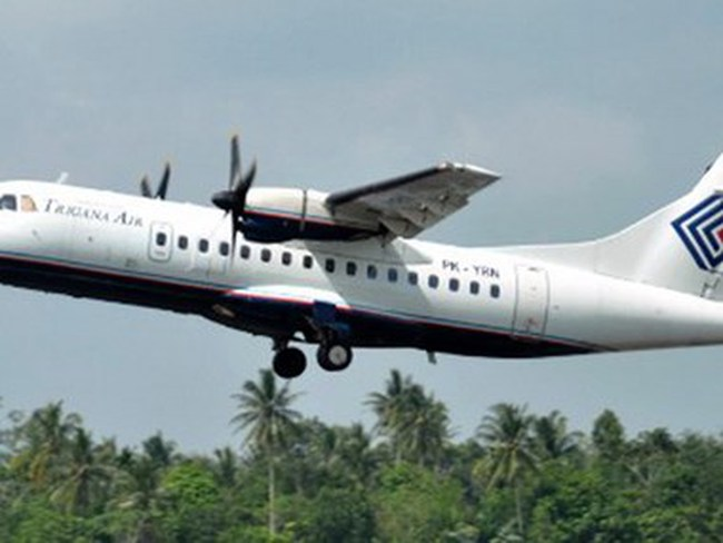 Phát hiện những mảnh vỡ nghi là của máy bay Indonesia mất tích