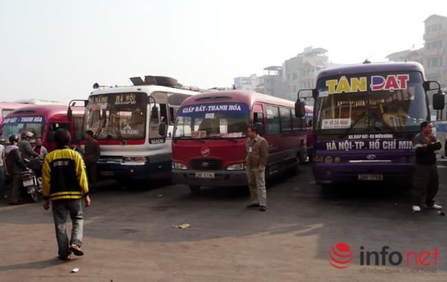 """Hà Nội: Lạ kỳ bến xe có """"lốt"""" nhưng… không có xe nào chạy"""