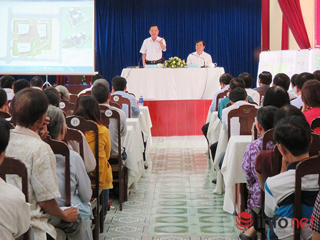 Đà Nẵng: Hỏi ý kiến dân về việc giải tỏa khu ổ chuột cạnh chợ Cồn