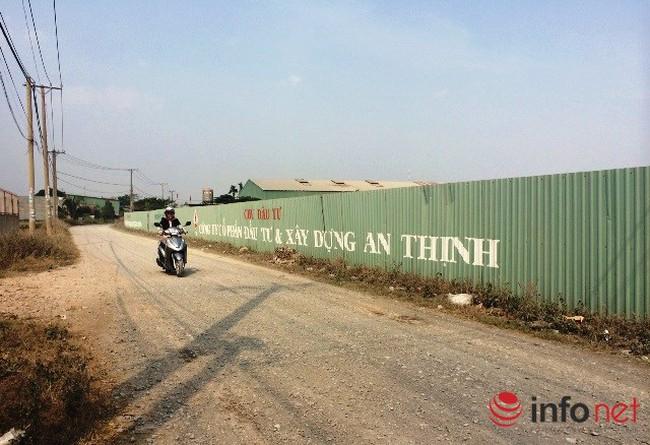 TP.HCM: Vạch rõ hàng loạt sai phạm tại Khu dân cư Bà Điểm, Hóc Môn