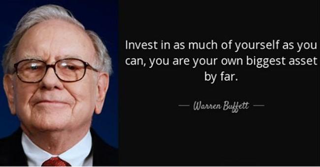 3 khoản đầu tư doanh nhân cần ưu tiên cho bản thân