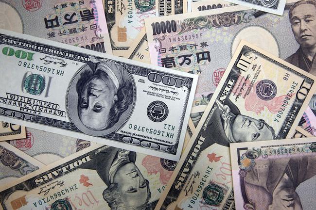 Đồng yên thấp nhất 13 năm so với USD
