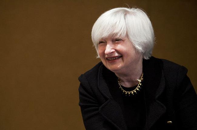Janet Yellen - Người phụ nữ mỉm cười cả khi bị phản đối