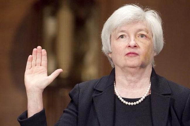 USD liên tục tăng giá sau phát biểu của Chủ tịch FED