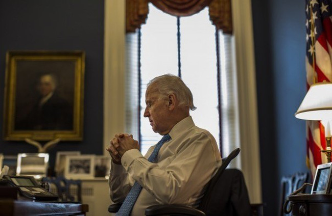 Ông Joe Biden chính thức tuyên bố không tranh cử Tổng thống Mỹ