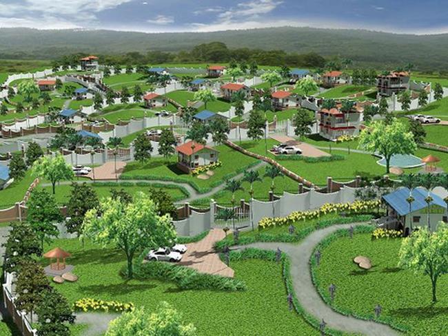 Điều chỉnh quy hoạch dự án vườn sinh thái Cẩm Đình - Hiệp Thuận sau xử lý vi phạm