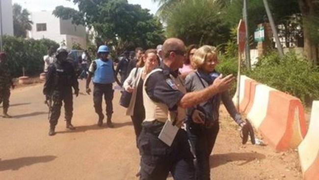 Kết thúc chiến dịch giải cứu con tin ở Mali, 27 người thiệt mạng