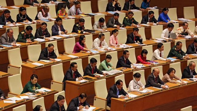 Quốc hội phân bổ ngân sách