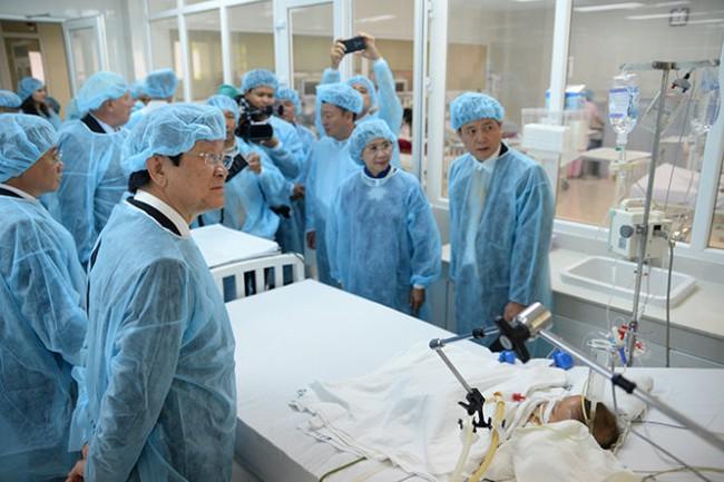 Khu kỹ thuật Viện Tim TP.HCM 102 tỷ đi vào hoạt động