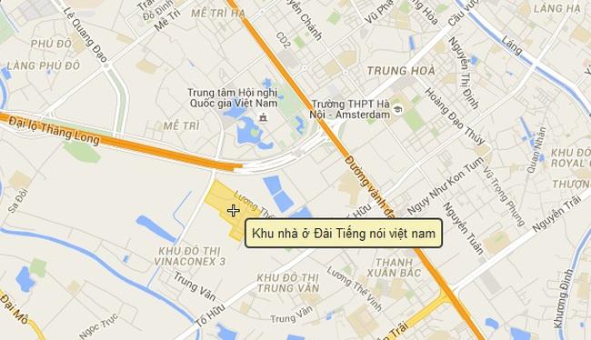 Hà Nội: Phê duyệt Quy hoạch chi tiết Tòa tháp VOV cao 29 tầng