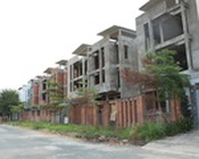 Kiến nghị cấp giấy chứng nhận dự án BĐS thế chấp ngân hàng