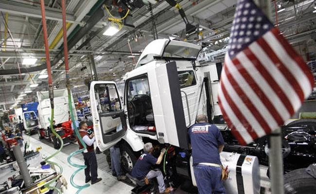 Xuất nhập khẩu tại Trung Quốc giảm có ảnh hưởng tới Mỹ?