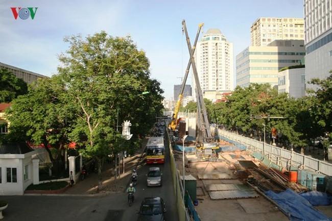 Dự án đường sắt ga Hà Nội - Nhổn đội vốn 400 triệu Euro