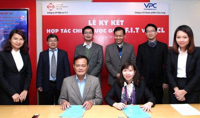 F.I.T – DCL ký kết hợp tác toàn diện