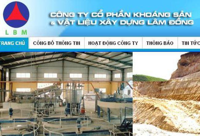 Khoáng Sản Lâm Đồng (LBM): Thị trường VLXD khởi sắc, quý 2 lãi gấp gần 8 lần cùng kỳ