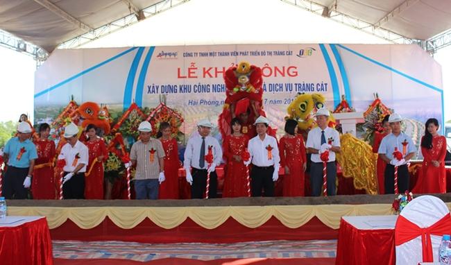 KBC khởi công xây dựng Khu công nghiệp-đô thị dịch vụ 790ha