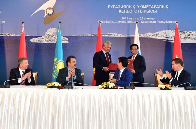 Một Hiệp định mang nhiều ý nghĩa chính trị, kinh tế