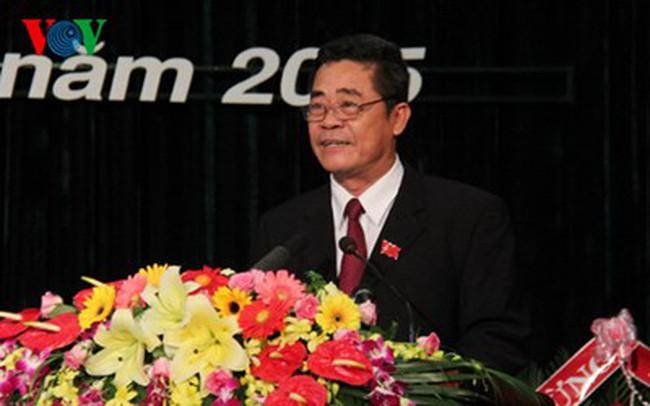 Ông Lê Thanh Quang tái cử chức Bí thư Tỉnh ủy Khánh Hòa