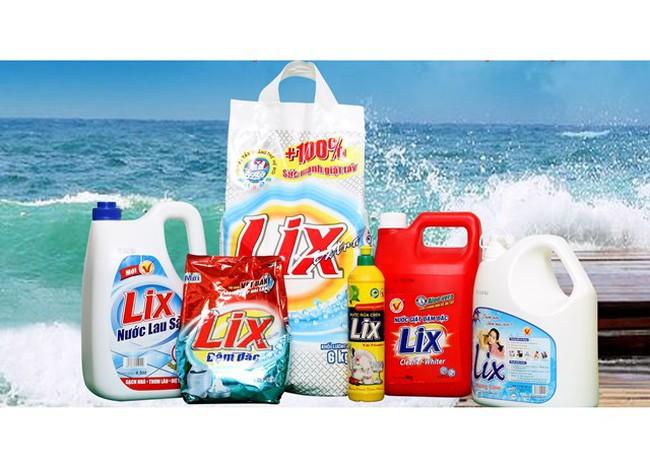 Bột giặt LIX chốt quyền nhận cổ tức bằng tiền tỷ lệ 15%