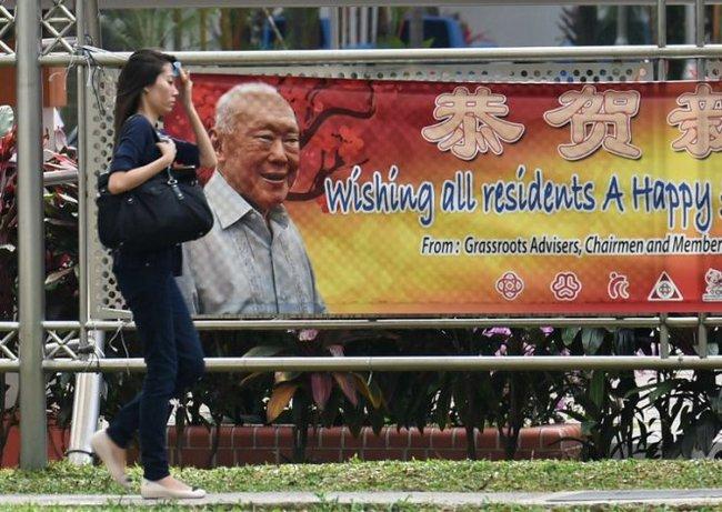 Người Singapore cầu nguyện cho ông Lý Quang Diệu