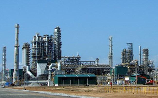 Quảng Ngãi hụt thu từ Nhà máy lọc dầu Dung Quất hàng nghìn tỷ đồng