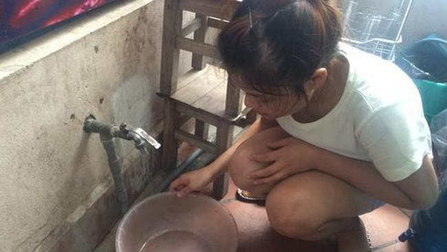Lại cúp nước khẩn vì rò rỉ đường ống nước sông Đà
