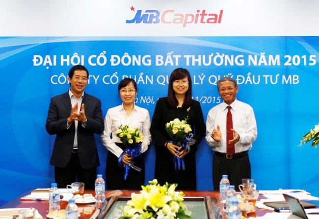 MB Capital có Chủ tịch HĐQT mới