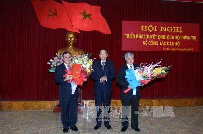 Yên Bái, Tuyên Quang có tân Bí thư Tỉnh ủy