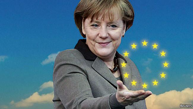 Bà Merkel có thể giải cứu châu Âu?