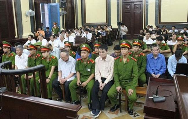 Vũ Quốc Hảo lại ra tòa sau khi bị tuyên án tử hình