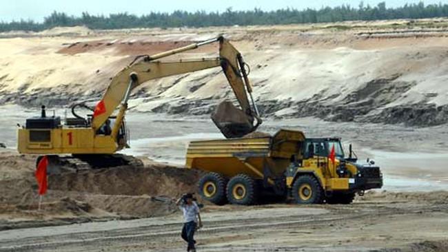 Yêu cầu cổ đông lo đủ vốn cho dự án mỏ sắt Thạch Khê