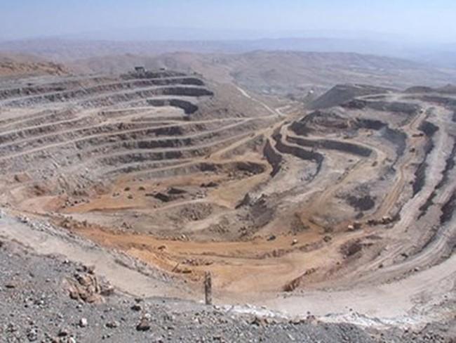 Iran có thể khai thác 10 tấn vàng mỗi năm sau khi thăm dò