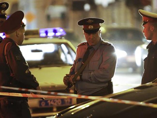 Nga: Nổ ngay tại trung tâm Moskva khiến 3 người bị thương