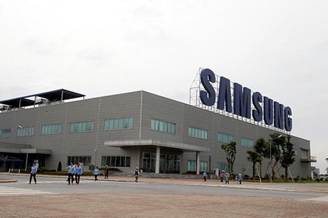 Samsung phủ nhận chuyển sản xuất khỏi Bắc Ninh