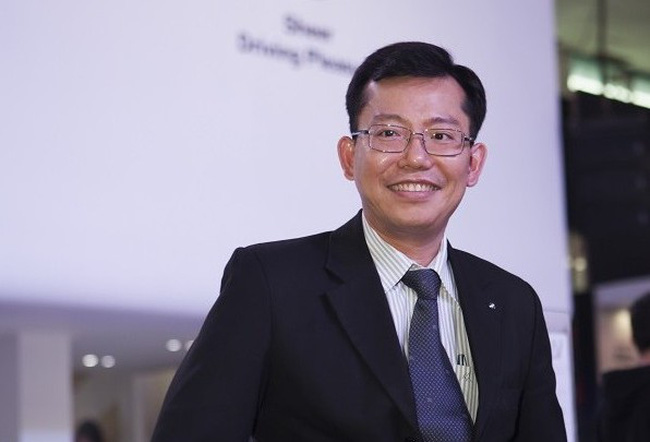 Euro Auto có Tổng giám đốc người Việt Nam