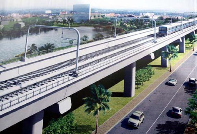 Sử dụng đoạn trên cao Metro số 1 trước để tránh lãng phí vốn