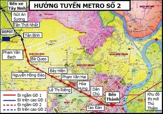 TP HCM: Xây chung cư 24 tầng làm tái định cư các hộ dân ảnh hưởng bởi dự án Metro số 2