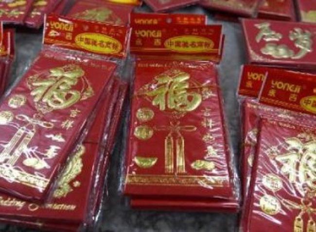 Trung Quốc: Bùng nổ dịch vụ lì xì trên mạng