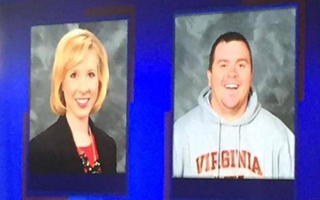 Hai phóng viên Mỹ bị bắn chết trên truyền hình trực tiếp