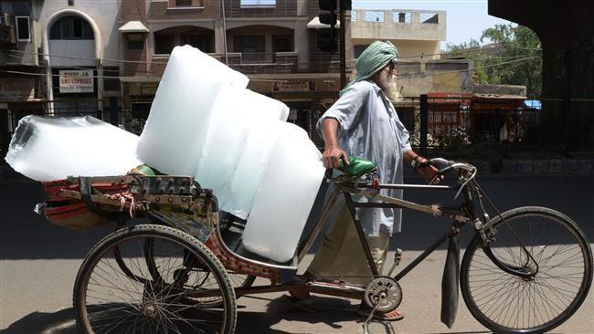 Ấn Độ nắng nóng như thiêu như đốt,1.400 người chết