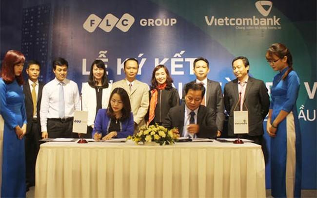 Vietcombank tài trợ gần 2.000 tỷ cho dự án FLC Twin Towers