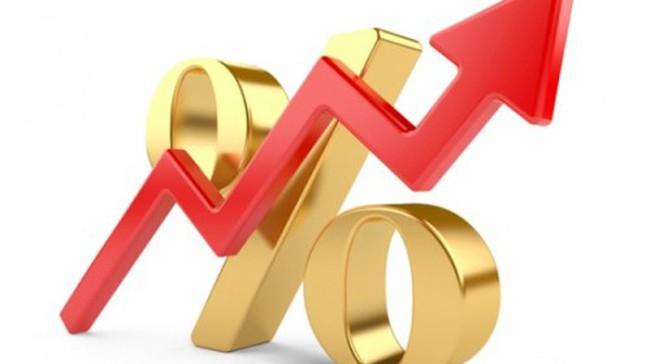 Lãi suất ngân hàng bắt đầu tăng