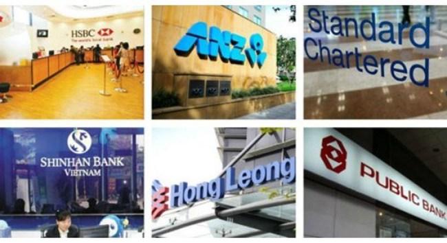 9 ngân hàng nước ngoài được tham gia bảo lãnh dự án tại Việt Nam